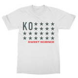 Sweet Science Boxing Men's T-Shirt: KO Stars - Sweet Science Boxing - 4