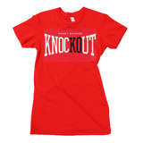 Sweet Science Boxing Women's Tee: Knockout - Sweet Science Boxing - 3