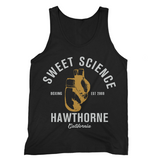 Sweet Science Boxing Men's Tank Top: Throwback - Sweet Science Boxing - 2