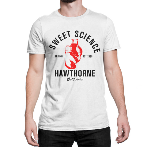 Sweet Science Boxing Men's T-Shirt: Throwback - Sweet Science Boxing - 1