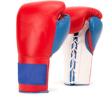 Leather Lace-up Boxing Gloves Wholesale