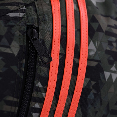 ADIDAS CAMO MARTIAL ARTS TRAINING DUFFEL BAG