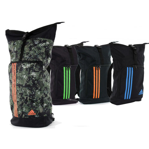 56c5640442c9 ADIDAS ROLL TOP MILITARY TRAINING BAG