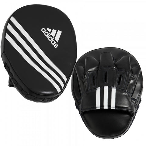 ADIDAS SHORT CURVED FOCUS MITTS