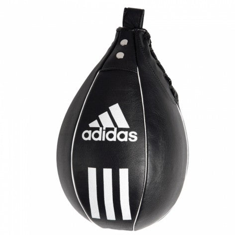 ADIDAS LEATHER SPEED BOXING BAG - 3 SIZES
