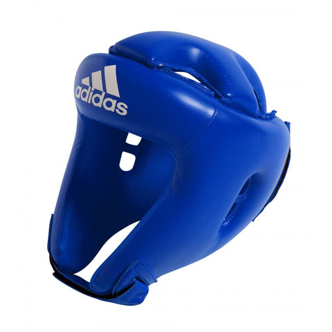 ADIDAS ROOKIE BOXING HEAD GUARD BLUE