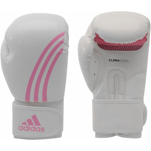 ADIDAS BOXING BOX-FIT TRAINING GLOVES PINK