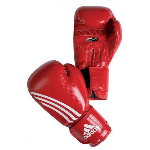 ADIDAS SHADOW BOXING GLOVES RED
