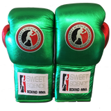 Sweet Science Elite Pro Boxing/Sparring Kit - Green - Sweet Science Boxing - 3