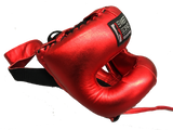 Sweet Science Elite Pro Boxing/Sparring Kit - Red/Gold - Sweet Science Boxing - 3