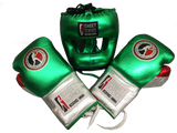 Sweet Science Elite Pro Boxing/Sparring Kit - Green - Sweet Science Boxing - 1