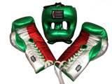 Sweet Science Elite Pro Boxing/Sparring Kit - Green - Sweet Science Boxing - 2