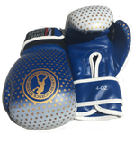 Sweet Science Boxing 4oz Baby Boxing Gloves - Blue/Gold - Sweet Science Boxing - 1