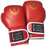Sweet Science Boxing 6oz Baby Boxing Gloves - Red/Gold - Sweet Science Boxing - 2