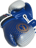 Sweet Science Boxing 4oz Baby Boxing Gloves - Blue/Gold - Sweet Science Boxing - 3