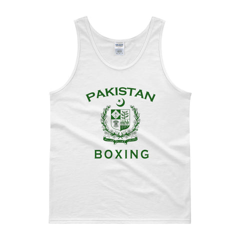 Pakistan Boxing Tank top