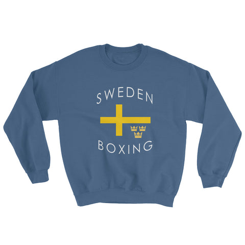 Sweden Boxing Sweatshirt