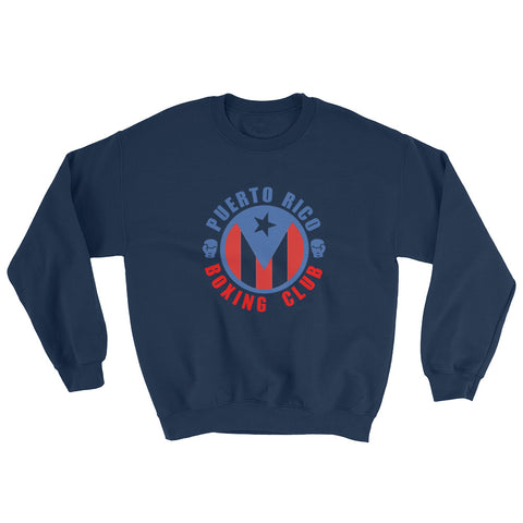 Puerto Rico Boxing Club Sweatshirt