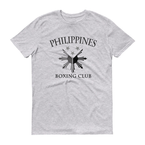 Philippines Boxing Club Short sleeve t-shirt