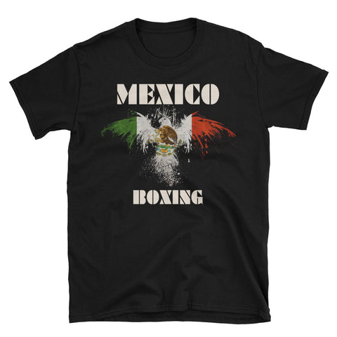 Mexico Boxing T-Shirt