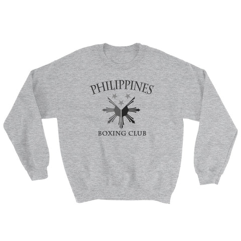 Philippines Boxing Club Sweatshirt