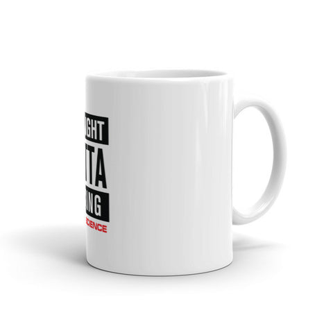 Sweet Science Boxing Straight Outta Boxing Coffee Mug - Sweet Science Boxing - 2
