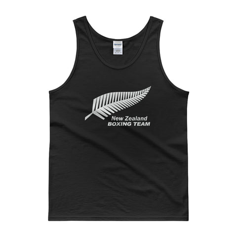 New Zealand Boxing Team Tank top