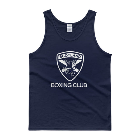Scotland Boxing Club Tank top