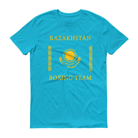 Kazakhstan Boxing Short sleeve t-shirt