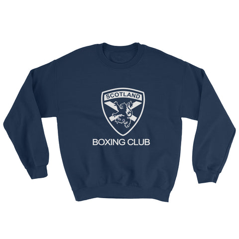 Scotland Boxing Club Sweatshirt