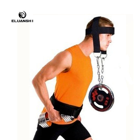 Head Harness for Neck Exercise