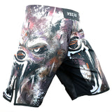 """Be the Wolf"" MMA Shorts"