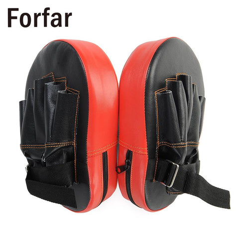 2pcs PU Leather Punching Boxing Pad