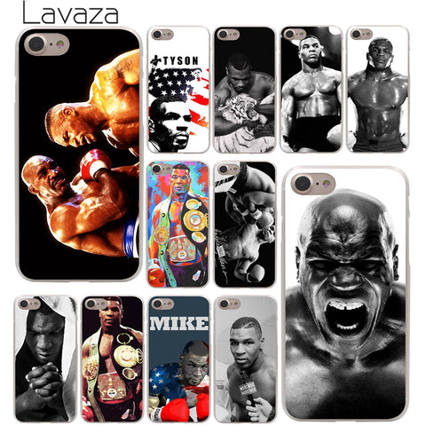 Mike Tyson Iphone Covers
