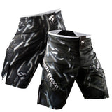 Caged and Chained MMA Combat Shorts