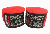 "Sweet Science Boxing Hand Wraps 180"" - 10 pack - Sweet Science Boxing - 2"