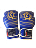Sweet Science Boxing Gloves Vinyl - Blue/Gold - Sweet Science Boxing - 3