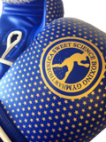 Sweet Science Boxing Gloves Vinyl - Blue/Gold - Sweet Science Boxing - 2
