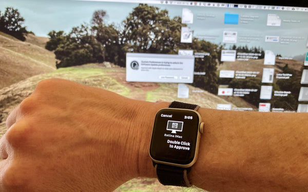 Authentication Requests with Your Apple Watch in Catalina