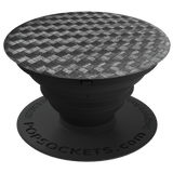 PopSockets Grip Stand - Carbonite Weave