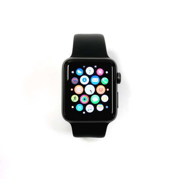 Open Box - Apple Watch Series 3 • GPS + CELL / Space Grey / Aluminum / 42mm