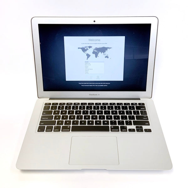 Pre-Owned - MacBook Air (13-inch, 2017) • Silver / 1.8GHz dual-core i5 / 8GB RAM / 128GB SSD