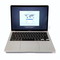 Open Box - MacBook Air (Retina, 13-inch, 2020) • Silver / 1.1GHz dual-core i3 / 8GB RAM / 256GB SSD