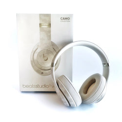 Open Box - Beats Studio 3 Wireless Headphones • Camo