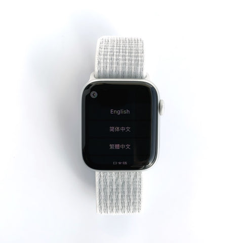 Pre-Owned - Apple Watch Series 4 • GPS + CELL / Silver / Aluminum / 44mm