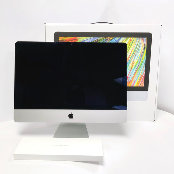 Floor Model - iMac 21.5-inch (Mid 2017) 2.3 GHz i5 / 8GB RAM / 1TB HD