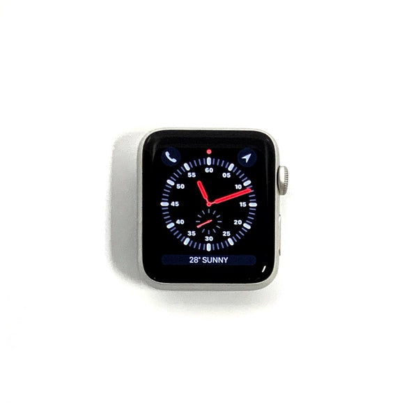 Open Box - Apple Watch Series 3 • GPS + Cell / Silver / Aluminum / 42mm