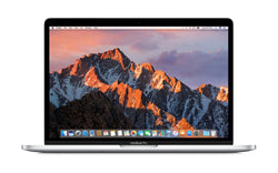 MacBook Pro 13-inch with Touch Bar - Silver MPXX2LL/A