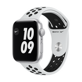 SE Nike GPS • Silver Aluminium Case with Pure Platinum/Black Nike Sport Band