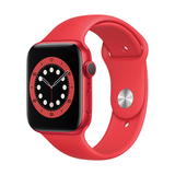 S6 GPS • PRODUCT(RED) Aluminium Case with PRODUCT(RED) Sport Band